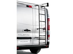 Accesorios exteriores para vehículos comerciales
