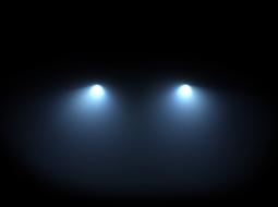 Luces antiniebla delanteras