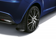 Faldillas traseras con motivo banda de rodamiento para Alfa Romeo Mito