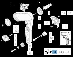 JUEGO DE PINONESDE LA DISTRIBUCION (Essential Parts)