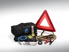 Kit de emergencia con logo Mopar para Fiat 124 Spider