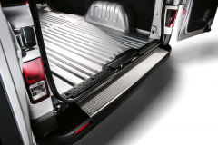 Protección para entrada del compartimento de carga del furgón para Fiat Professional Talento