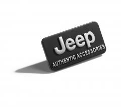 Badge Jeep Authentic Accessories
