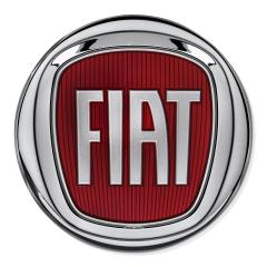 Insignia Fiat trasera para Fiat 500X