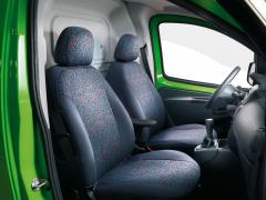 Fundas para asientos delanteros para Fiat y Fiat Professional