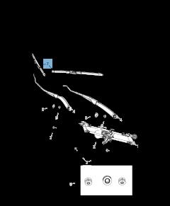 Escobilla para Jeep Compass (izquierda)