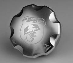 Tapón de aceite de aluminio para Abarth 500