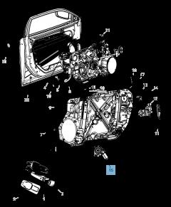 Elevalunas delantero para Lancia Thema