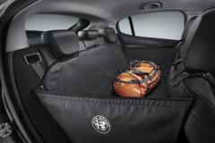 Funda de protección para asientos traseros para Alfa Romeo