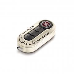 Kit de tapa para llaves Turín para Fiat y Fiat Professional 500