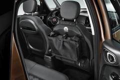 Bolsillo portaobjetos para asientos traseros para Fiat y Fiat Professional
