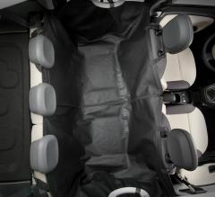 Funda de protección para asientos traseros para Fiat y Fiat Professional