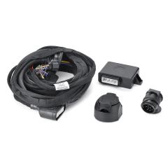 Cableado eléctrico para gancho de remolque 7 polos para Fiat Professional Ducato