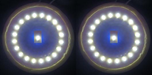 Kit de lámparas led para plafón central