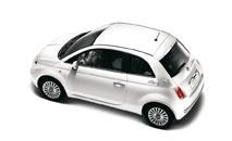 Tiras adhesivas Roma ciudad para Fiat 500
