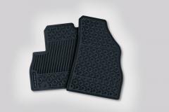 Alfombrillas de goma para Fiat Professional Fiorino