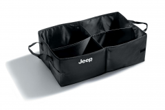 Contenedor portaobjetos para maletero para Jeep