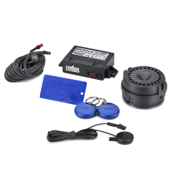 Sistema antirrobo de alarma volumétrica para Fiat Panda