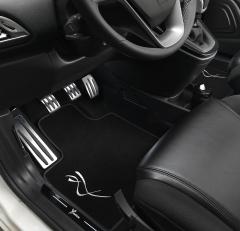 Kit de luces temporizado para parte inferior del salpicadero para Lancia Ypsilon