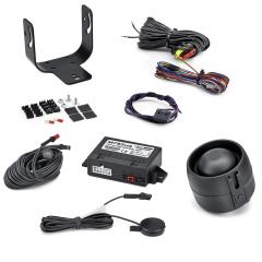 Sistema antirrobo de alarma volumétrica para Fiat Idea