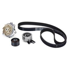 Kit de distribución (correa y tensor de correa) y bomba de agua para Fiat Professional Ducato