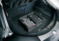 Contenedor portaobjetos para maletero para Alfa Romeo