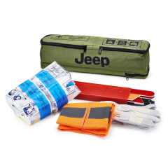 Kit de primeros auxilios con triángulo para Jeep Grand Cherokee