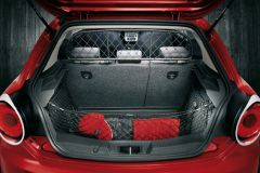 Red separadora para transportar animales para Alfa Romeo Mito