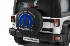 Funda para rueda de repuesto con logo MOPAR