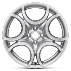 Llanta de aleación de 7J x 17'' H2 ET39 para Alfa Romeo Mito
