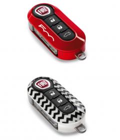 Kit de tapa para llaves para Fiat 500