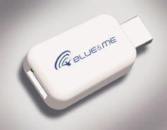 Adaptador Media player Blue Me para iPod e iPhone