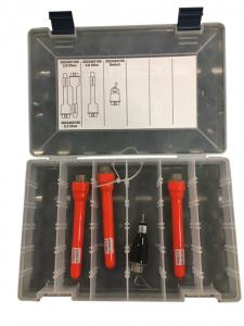 Kit de resistencias de simulación airbag (2 pines)