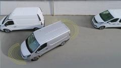 Sensores de aparcamiento delanteros