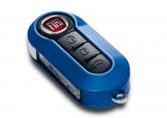 Kit de tapa para llaves código de barras para Fiat 500