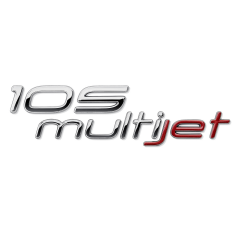Sigla 105 Multijet trasera para Fiat y Fiat Professional