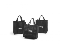 Kit de 3 bolsas Jeep para ir de compras