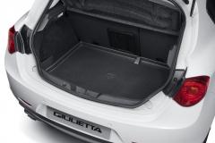 Protección semirrígida para maletero para Alfa Romeo Giulietta
