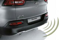 Sensores de aparcamiento traseros