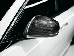 Carcasas para espejos retrovisores de fibra de carbono para Alfa Romeo Giulietta