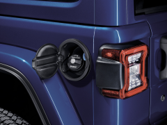 Locking Fuel Cap - Gas