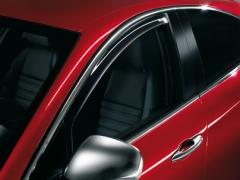 Deflectores antiturbulencia delanteros para ventanillas para Alfa Romeo Giulietta