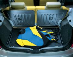 Protección semirrígida para maletero para Fiat Panda